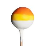 Classic Pop, 3 färbige Kugel, orange-gelb-weiß – EUR 3,30.-