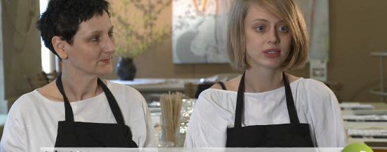 Julie Pop Bakery als Quereinsteiger auf Schau tv